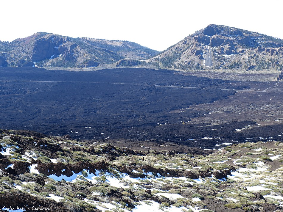 Lavas Negras - Parque Nacional del Teide - Tenerife