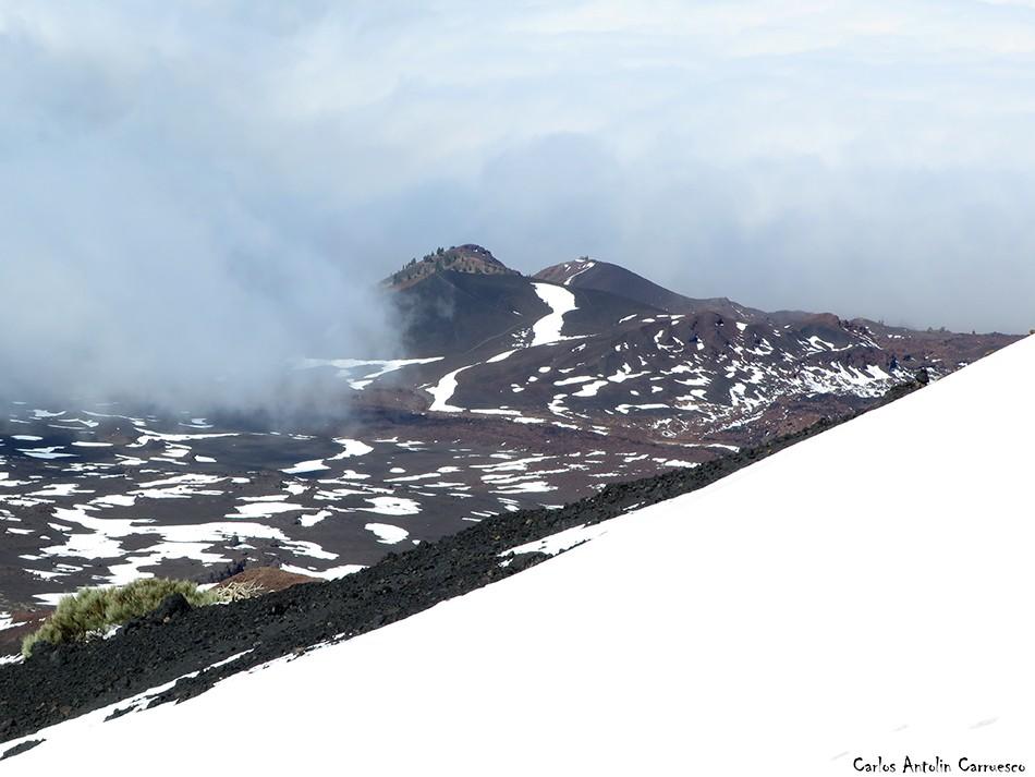 Las Narices del Teide - Parque Nacional del Teide - Tenerife - samara