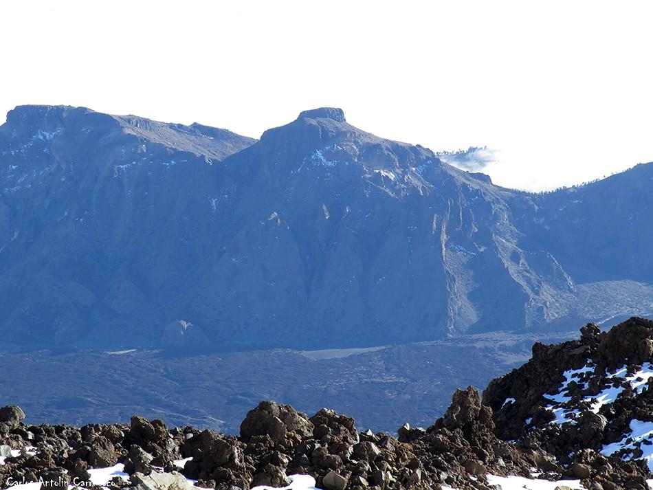 Cumbres de Ucanca - El Sombrero - Teide - Tenerife