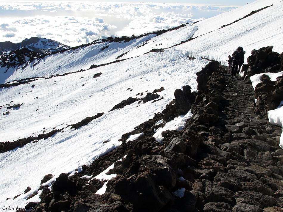 Sendero Nº12 - Teide - Tenerife