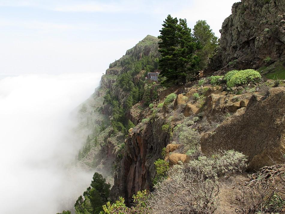 Ermita del Santo - Arure - La Gomera