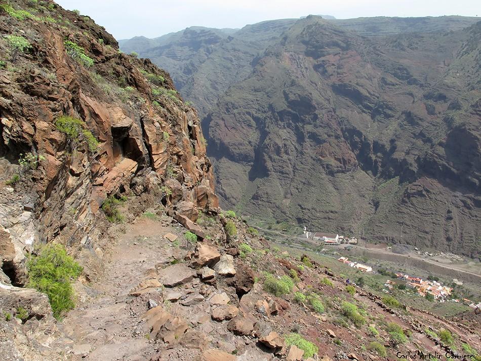 Valle Gran Rey - GR132 - La Gomera