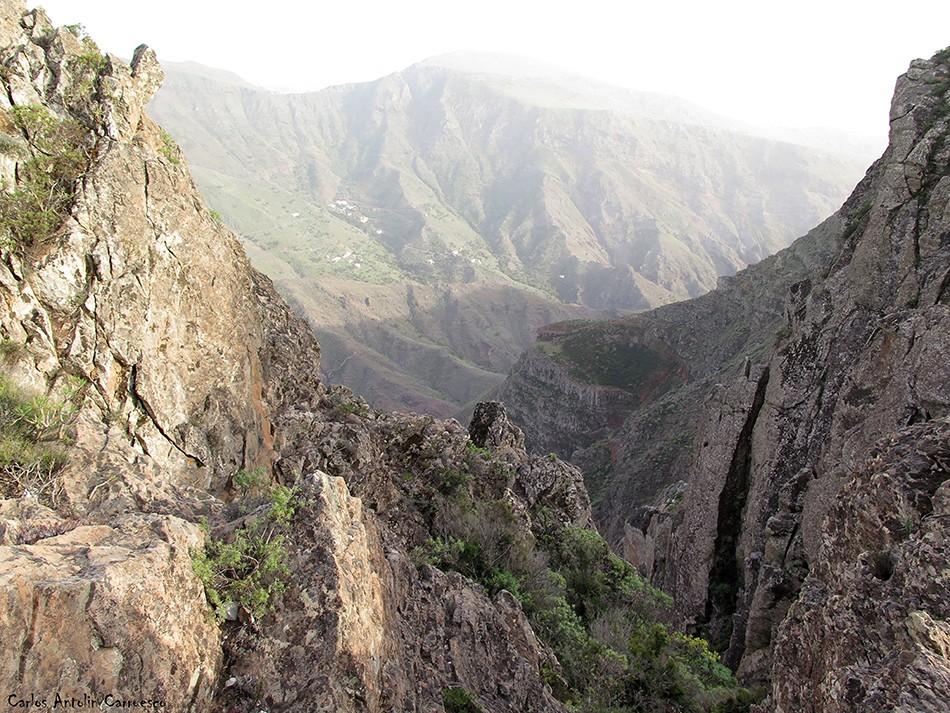 Chipude - La Fortaleza - La Gomera - erque