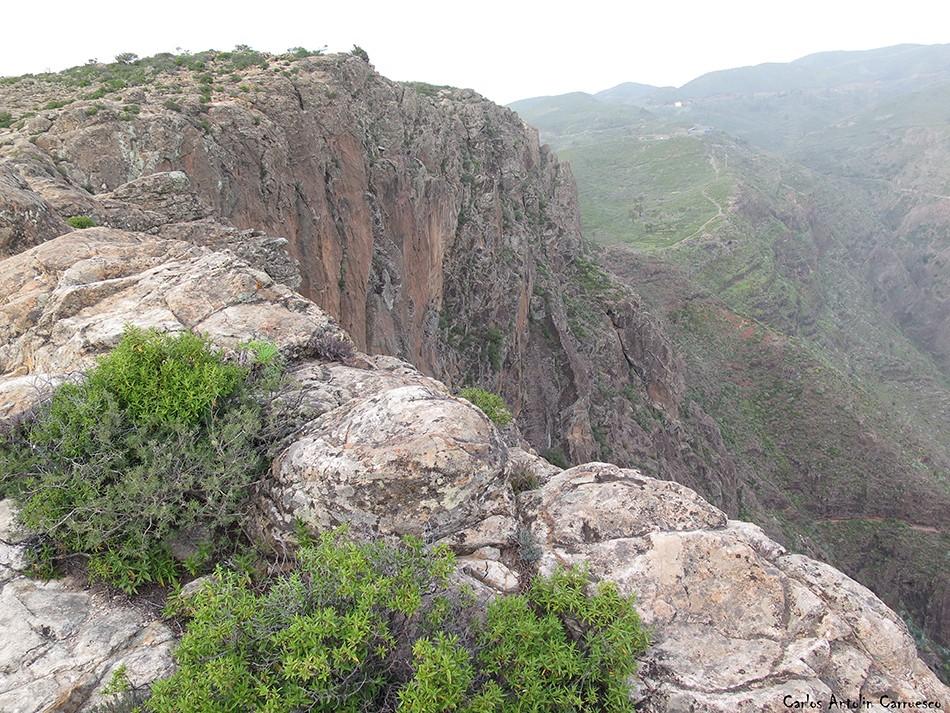 La Fortaleza de Chipude - La Gomera