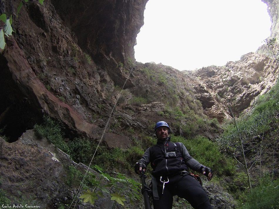Chijas - Salto del Topo - Tenerife