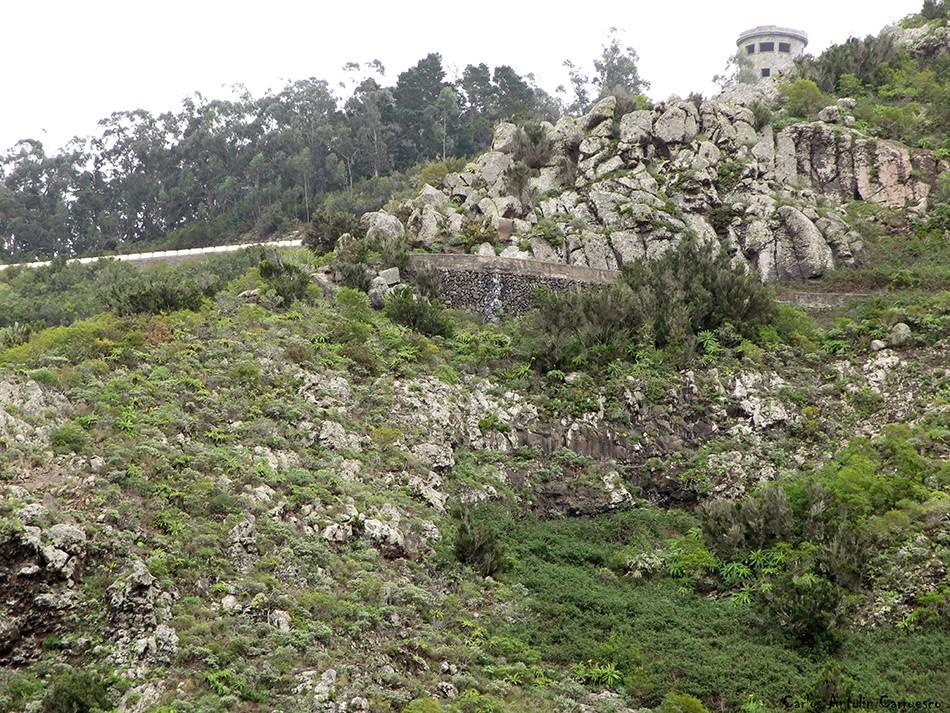 Barranco de Correa - Parque Rural de Teno - Tenerife