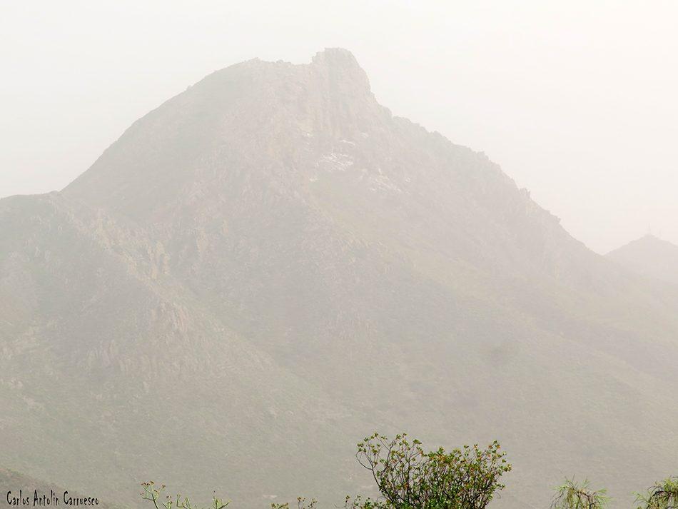 Roque de Jama - Valle San Lorenzo - Tenerife