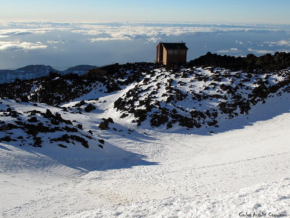 Teleférico del Teide - P.N. del Teide - Tenerife