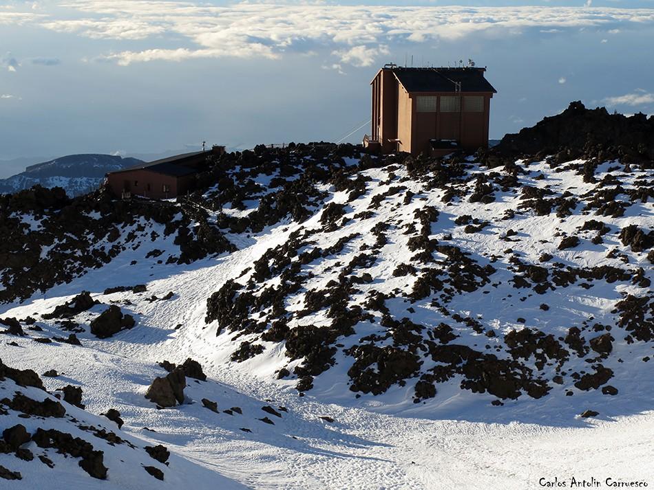 Teleférico del Teide - P.N. del Teide - Tenerife - la rambleta