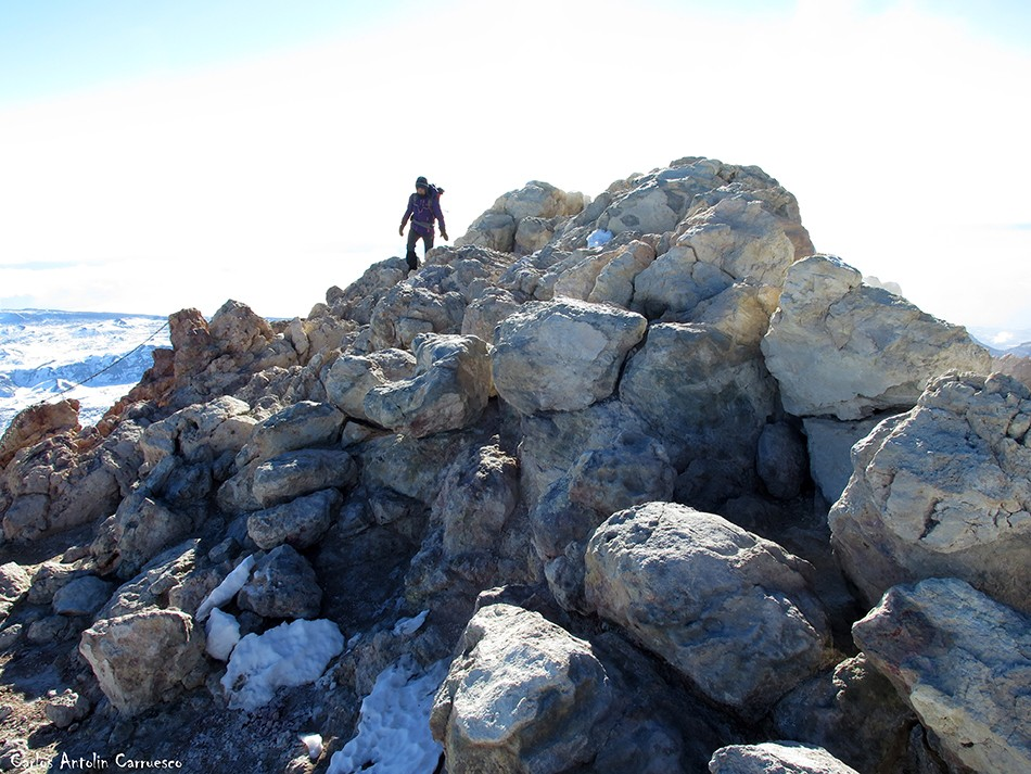 Pico del Teide (3.718 metros) - T