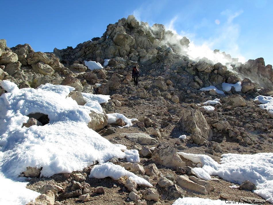 Cráter del Teide - Tenerife
