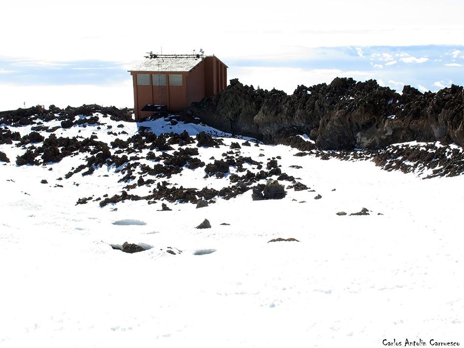 Telesforo Bravo - Teide - Tenerife - La Rambleta - Teleférico del Teide