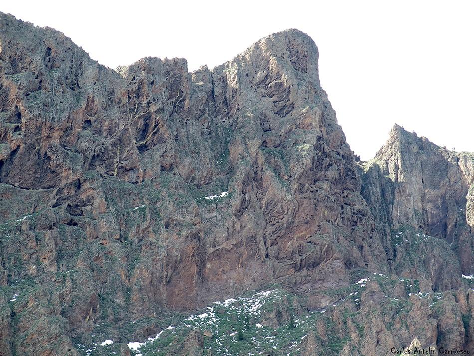 Cho Marcial o Pico del Valle - Tenerife