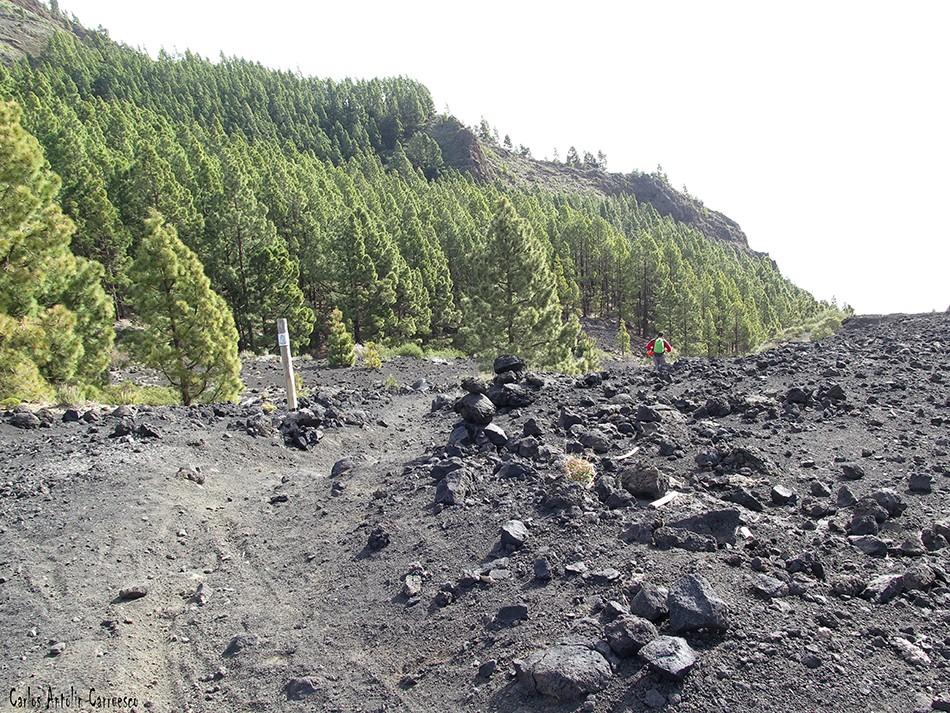 Montaña de Las Arenas - Cho Marcial - Tenerife