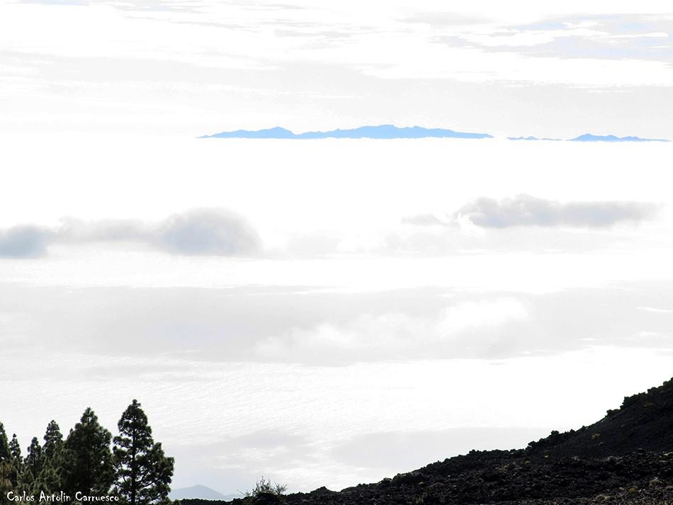 Gran Canaria - Montaña de Las Arenas - Tenerife