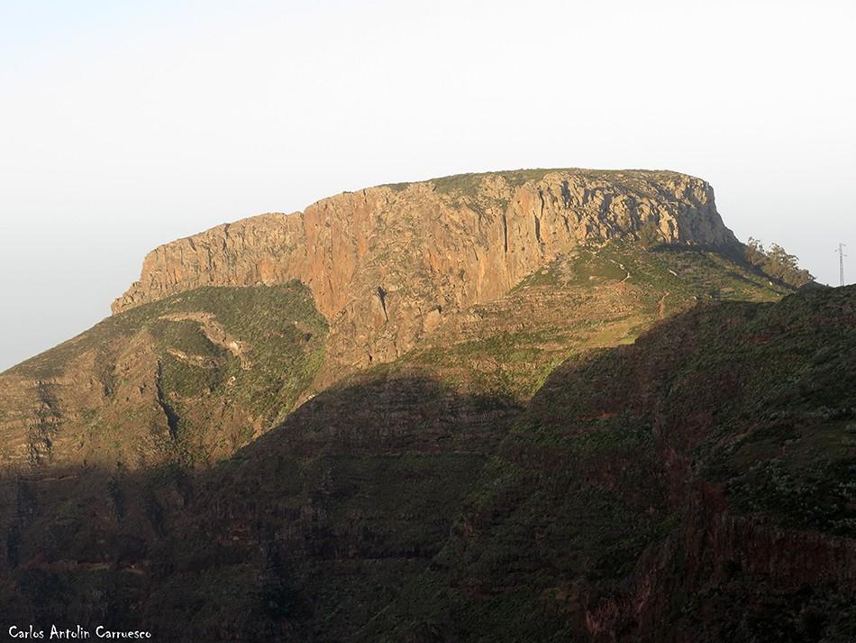 Parque Nacional de Garajonay - GR131 - La Gomera - La Fortaleza - Chipude