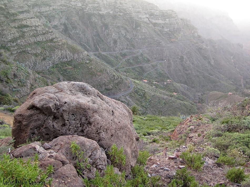 Erque - GR131 - La Gomera