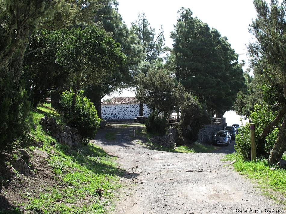Ermita Virgen de Las Nieves - GR131 - La Gomera