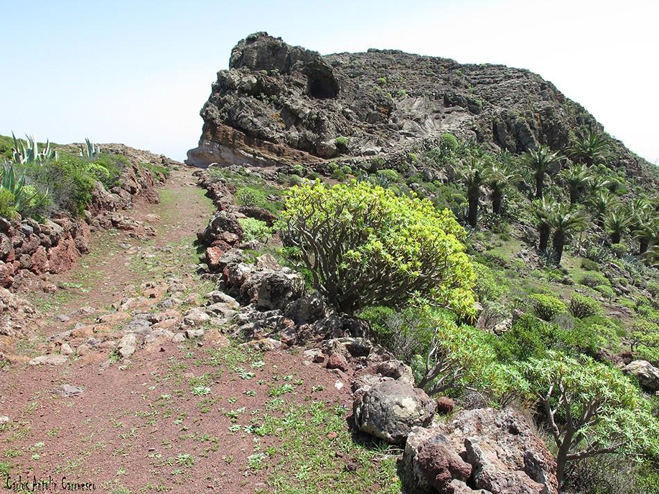 La Tortuga - GR131 - La Gomera