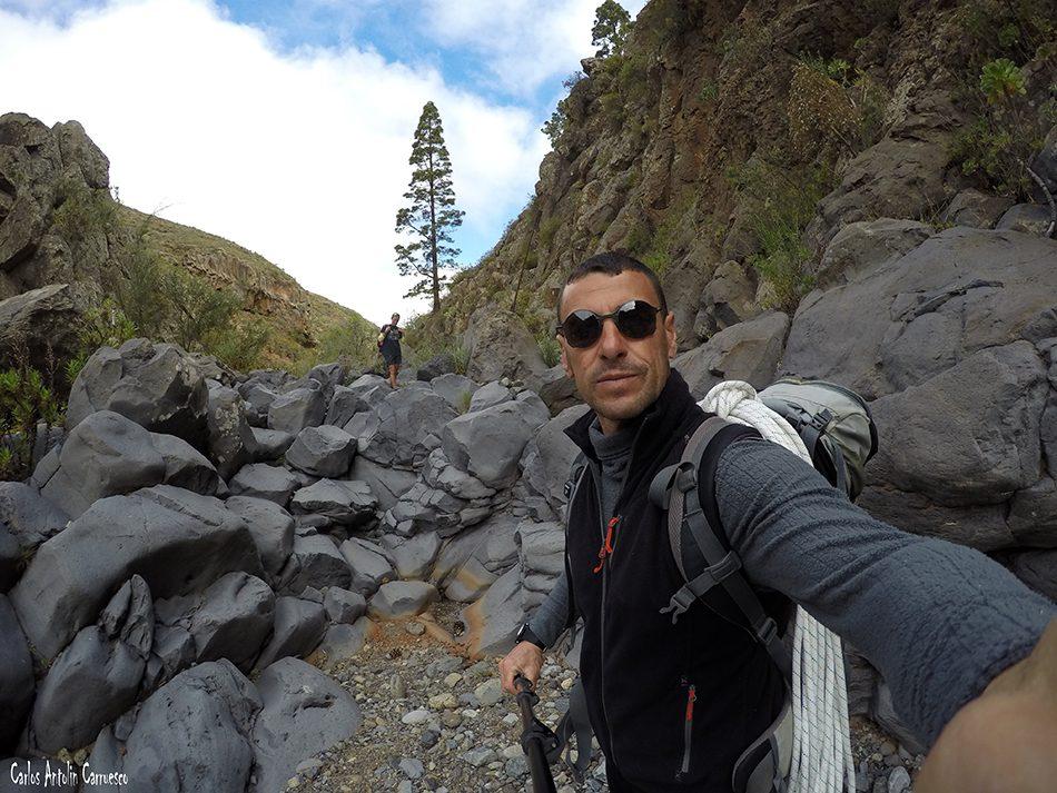 Barranco del Rey - Ifonche - Tenerife