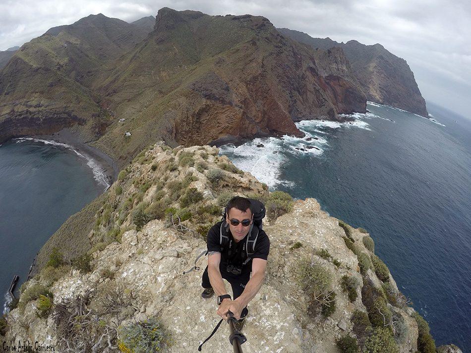 Peñón de Antequera - Anaga - Tenerife