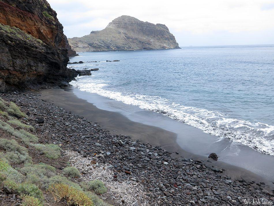 Playa de Zapata - Anaga - Tenerife