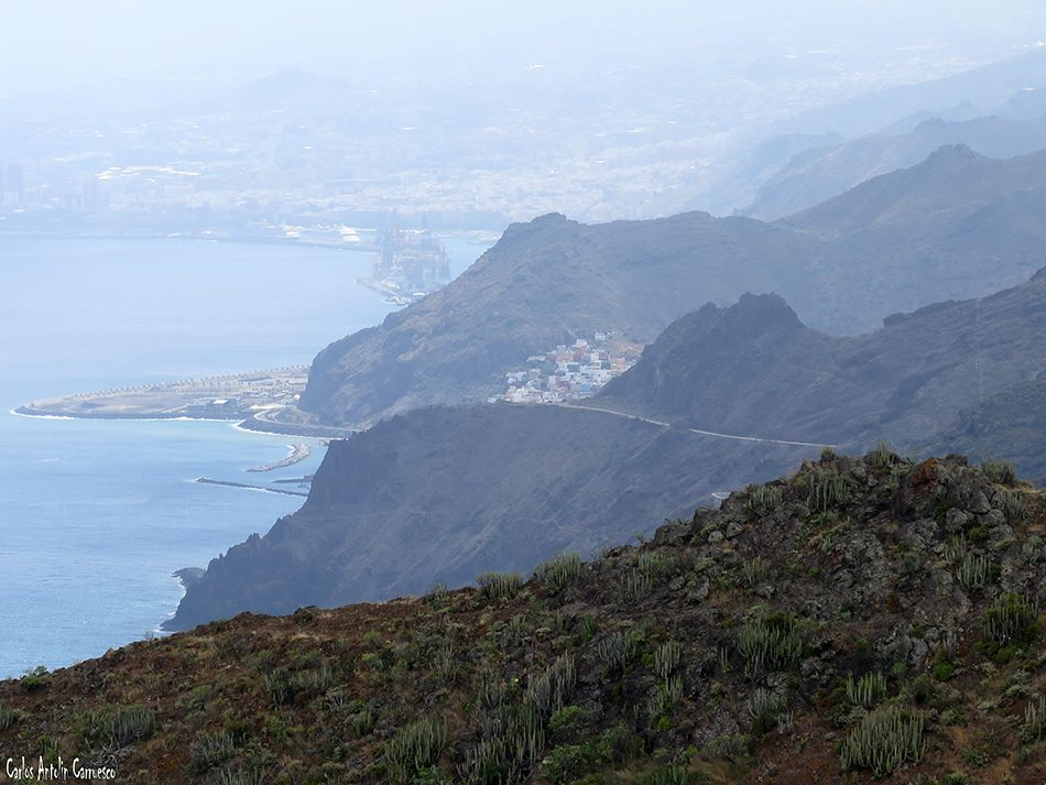 Santa Cruz de Tenerife - Anaga - Tenerife