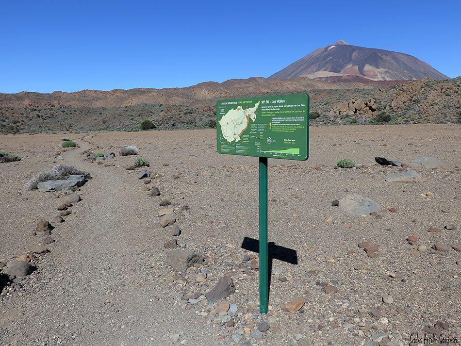 Siete Cañadas - Teide - Tenerife