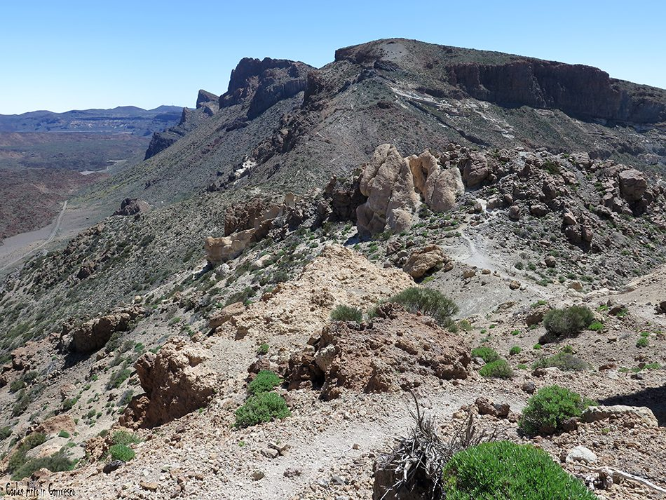Guajara - Teide - Tenerife