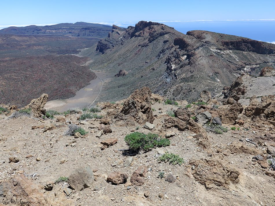 Alto del Guajara - El Filo - Tenerife