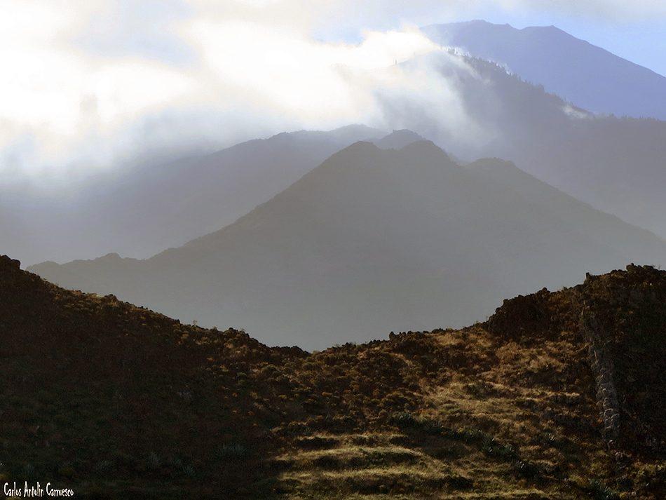 Teno Alto - Los Gigantes - Tenerife - pico viejo