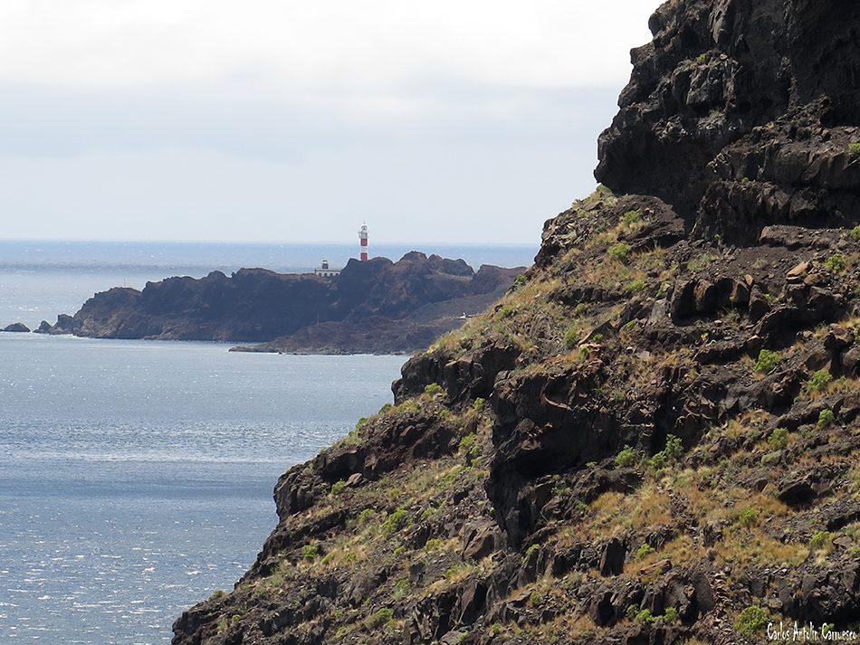 La Calabacera - Los Gigantes - Tenerife - punta teno - faro de teno