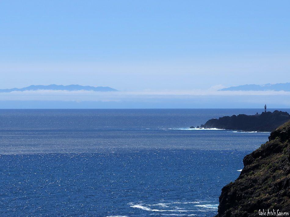 La Calabacera - Los Gigantes - Tenerife - punta de teno - la palma - faro de teno