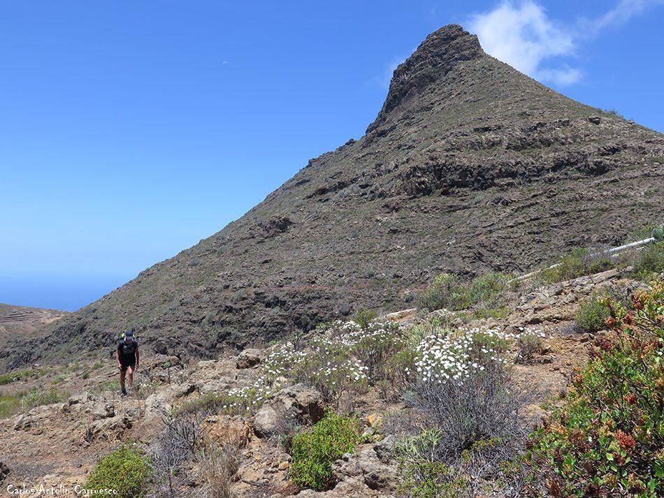 Roque de Imoque - Barranco del Rey - Tenerife