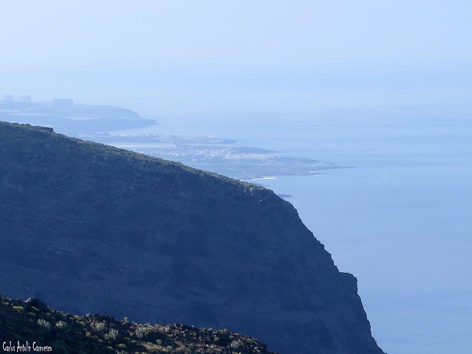 Los Garañones - Los Gigantes - Tenerife - puerto de santiago
