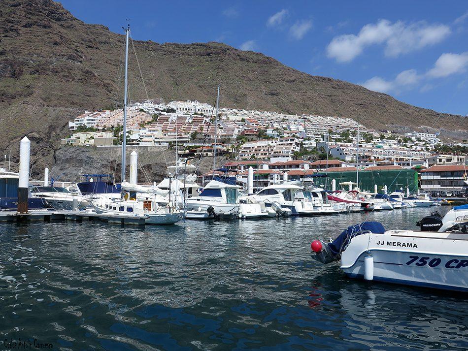 Puerto de Santiago - Los Gigantes - Tenerife - Masca Express