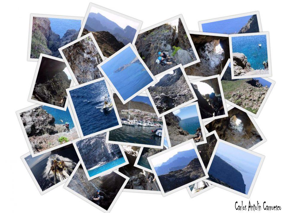 Los Gigantes - Los Garañones - Tenerife - Parque Rural de Teno