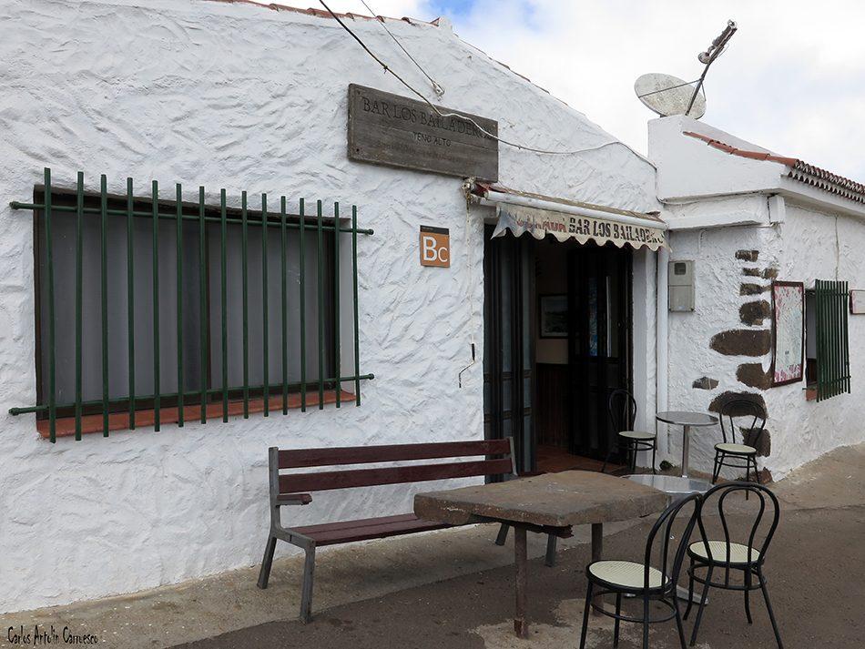 Teno Alto - Tenerife - bar los bailaderos