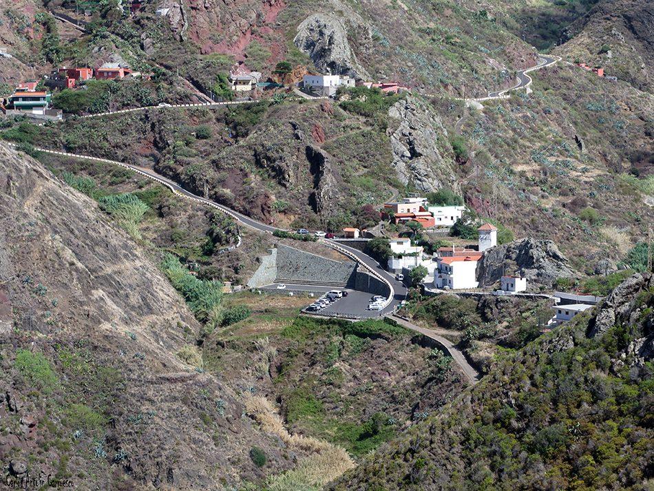 Altavista - Anaga - Tenerife - afur