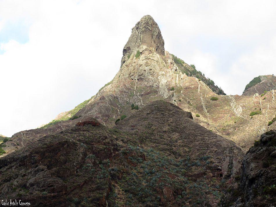 Altavista - Anaga - Tenerife - roque de páez