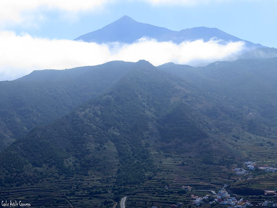 Teno Alto - Teide - Pico Viejo - Tenerife