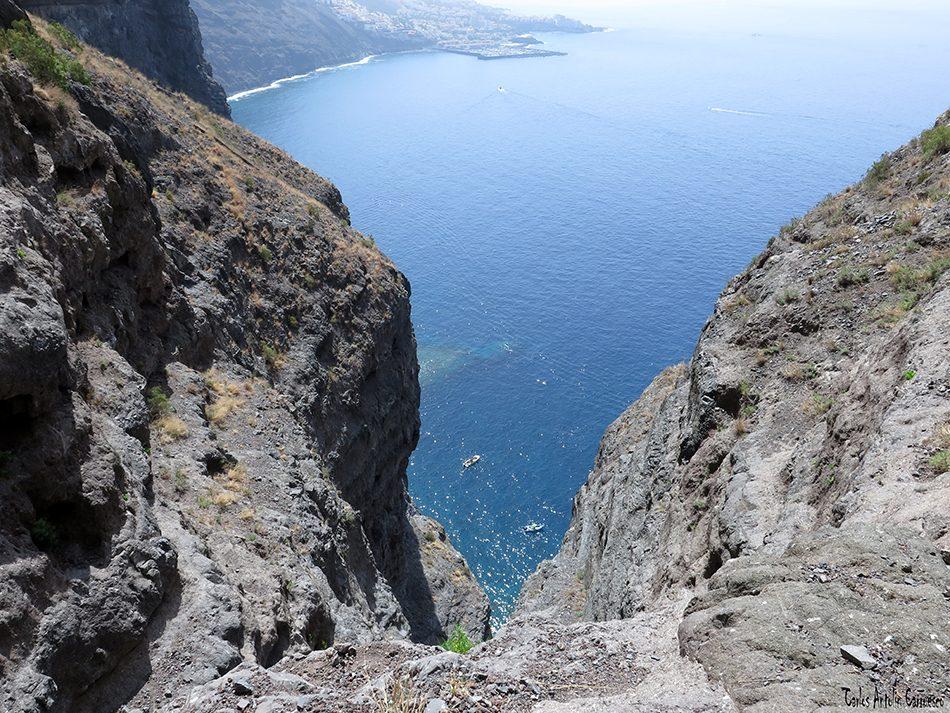 La Eco - Los Gigantes - Tenerife - puerto de santiago