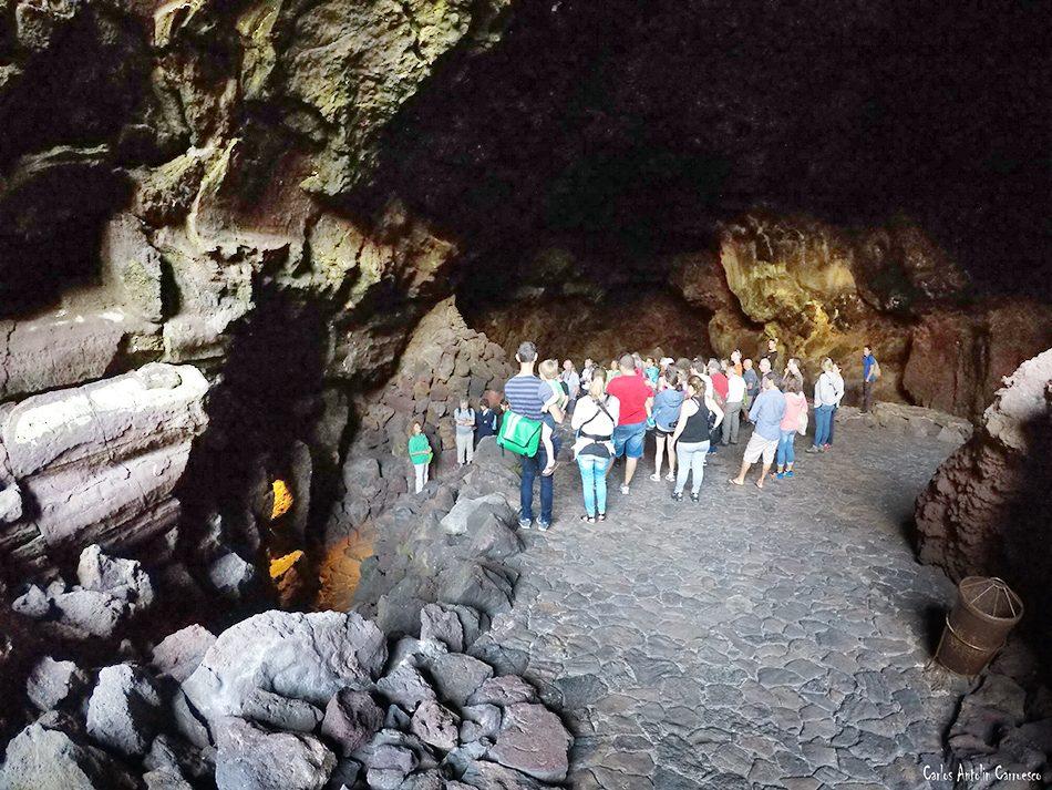 Cueva de Los Verdes - Lanzarote