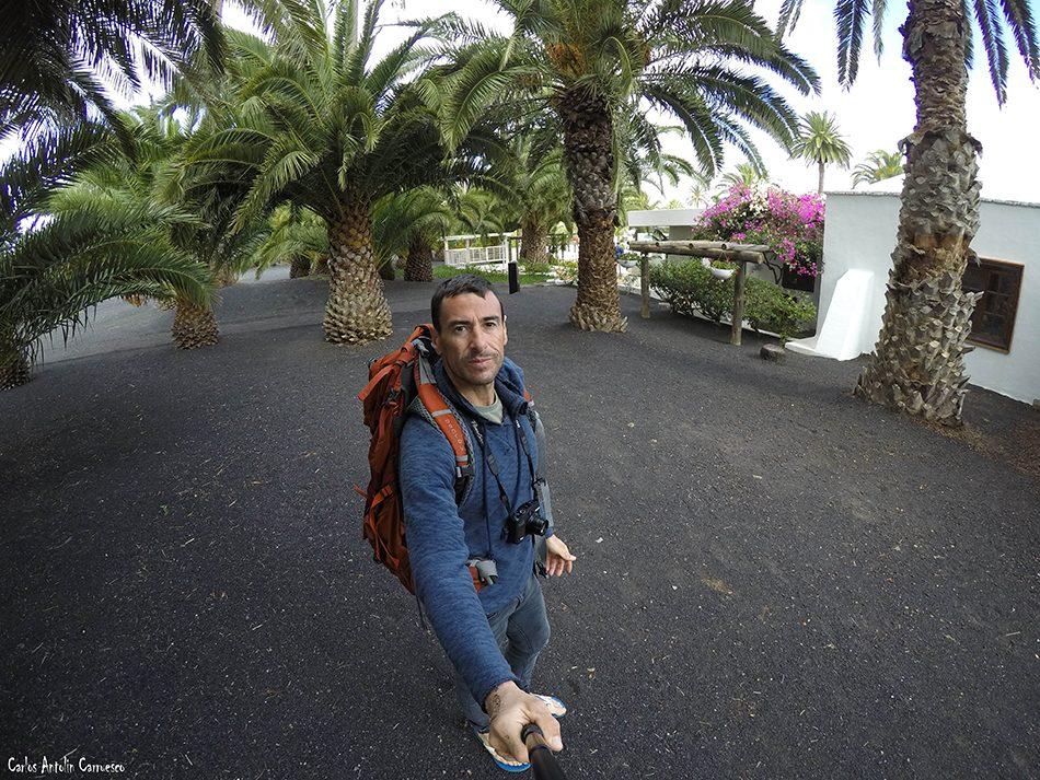César Manrique - Casa del Palmeral - Haría - Lanzarote