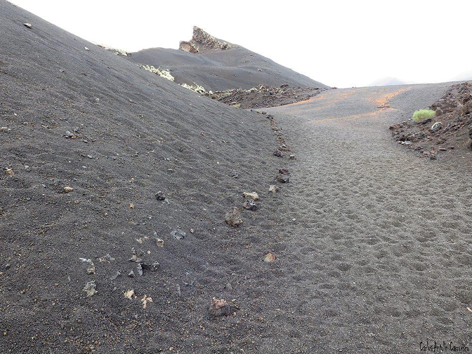 Volcán El Cuervo - Lanzarote