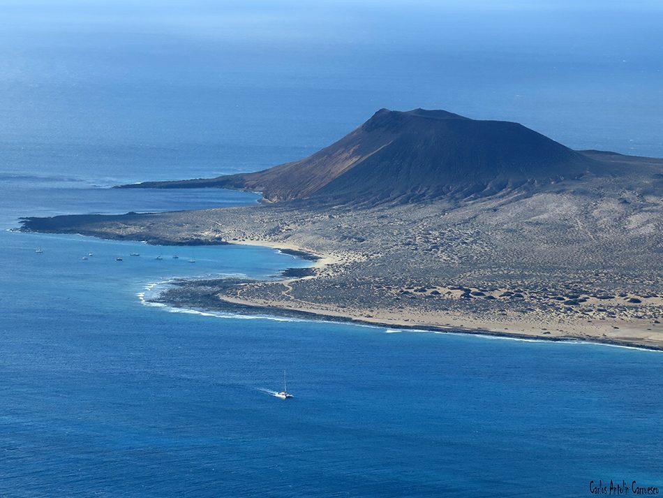 Isla de La Graciosa - Mirador del Río - Lanzarote