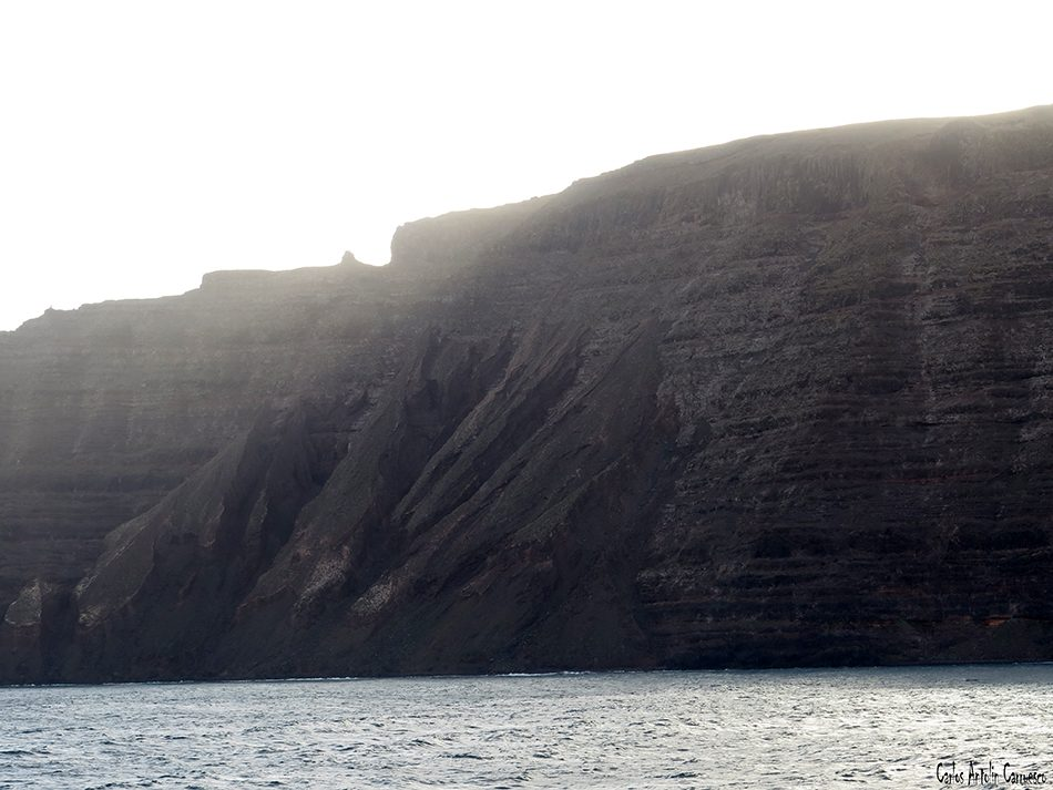 Risco de Famara - Lanzarote - Líneas Marítimas Romero