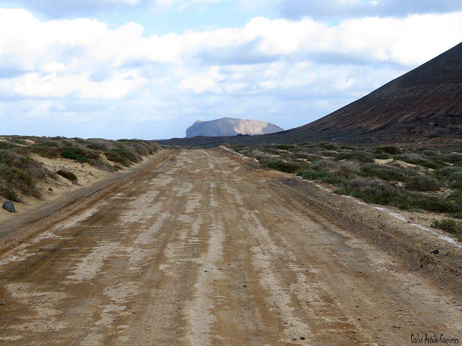 Isla de La Graciosa - Montaña Clara - Lanzarote