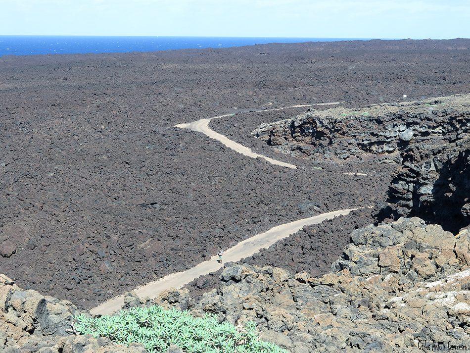 Ruta del Litoral - Timanfaya - Lanzarote