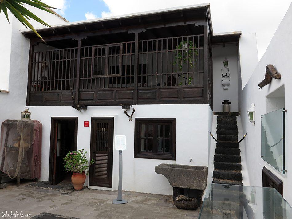 Casa Museo César Manrique - Haría - Lanzarote - Casa del Palmeral